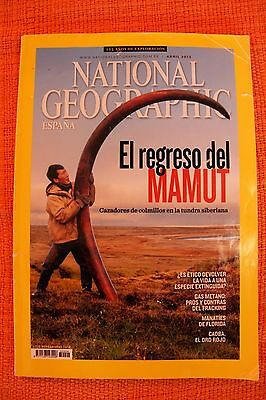 National Geographic España abril 2013