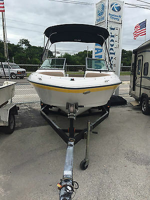 2007 Four Winns Horizon 180  with ONLY 60 Hrs and TRAILER INCLUDED *Low Reserve*