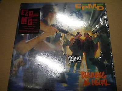 EPMD buisness as usual ORIG DEF JAM MINT+INS
