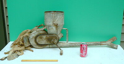 Antique Farm Decor Primitive Garden Crop Plant Insect POTATO DUSTER rustic tool