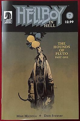 Hellboy: In Hell (2015) #7 - Comic Book - Mike Mignola - Dark Horse Comics