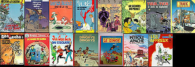 Lot De 15 Bd En Edition Originale - Bon État