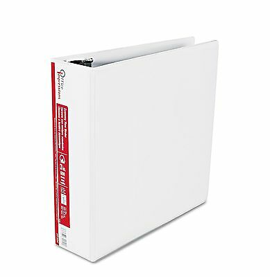 """Office Impressions  Economy View Binder D Ring 3"""" White OFF82252 - New Item"""