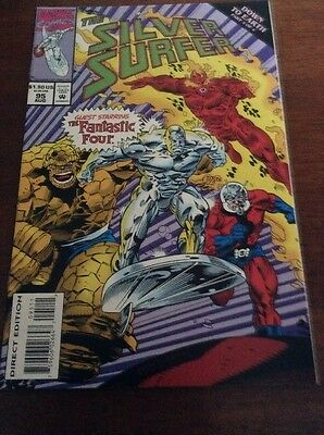 Silver Surfer #95 (Marvel, 1994, First Print)