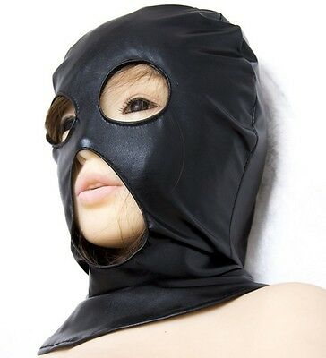 Stretch Maske  Shooting Outfits Party Gogo  Black Fashion