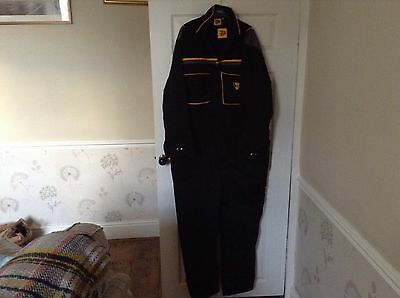 """Genuine Mens JCB Coverall Overalls Size 52"""" Brand New With Labels"""