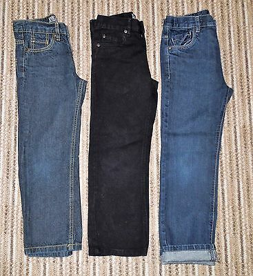 Boys Jeans Bundle Age 8 Years