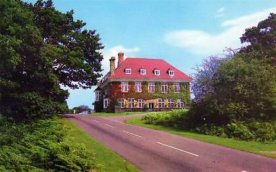 SPEECH HOUSE Forest of Dean Gloucestershire old Postcard unused 1972