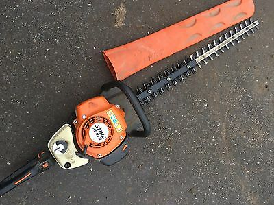 "Stihl  Hs81R Hedge Trimmer 2012 Bouble Cutter 80Cm Or 32"" Inch"