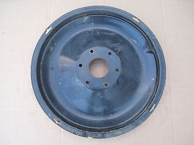 Original 1926 1927 Chevrolet 6-Lug Solid Disc Wheel Rim OEM GM Part Car or Truck
