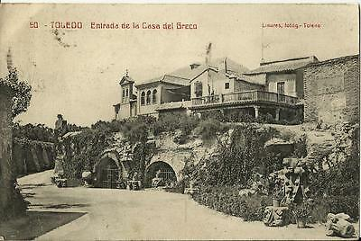 Toledo 1920.See the 2 fotos.