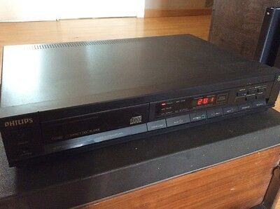 Lecteur CD Philips CD 480 vintage