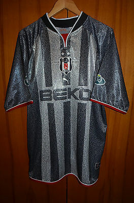 Besiktas Turkey 2002/2003 Special Football Shirt Jersey Trikot Puma #10 Atilla