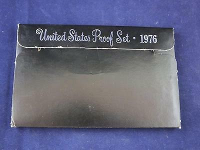 United States Proof Coin Year Set 1976.