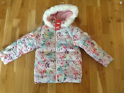 Original Puffa Padded Hooded Girls Coat/Jacket - 14-15 Years