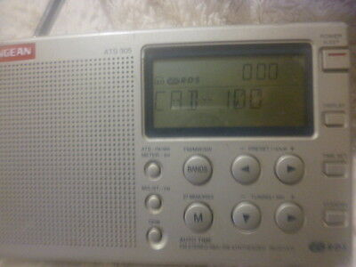 sangean ats 305 synthesized receiver
