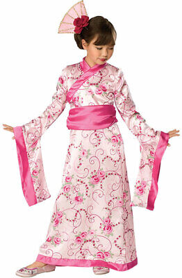 Classic Asian Princess Toddler/Child Halloween Costume