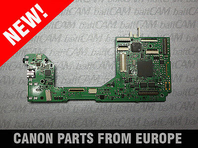 Canon 500D Rebel T1i PCB Motherboard Main circuit board part 550 FREE SHIP