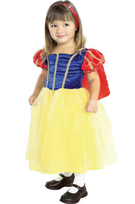 Classic Snow White Toddler/Child Halloween Costume