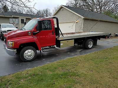 2003 chevy 4500 rollback tow truck