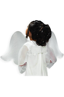 Heaven's Angel White Wings Costume Accessory