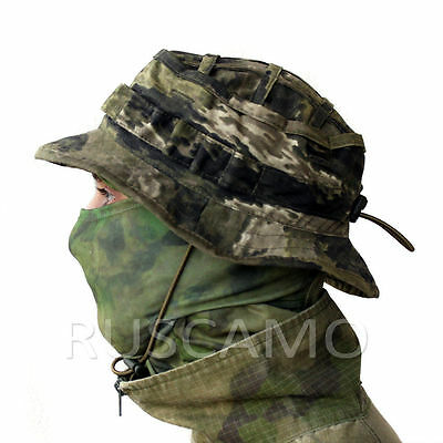 "Russian BOONIE hat ""Scout"" (A-TACS iX)"