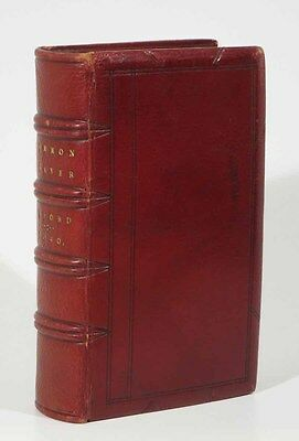 Fine Binding Hayday, James / BOOK Of COMMON PRAYER & Administration of 1840