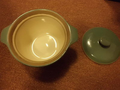Denby Manor Green Small Casserole with Lid