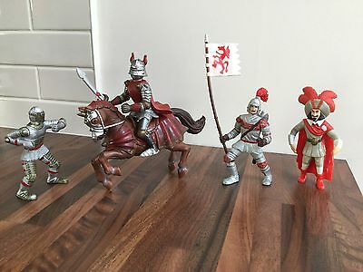 ELC Knights and Horse Figures Playset