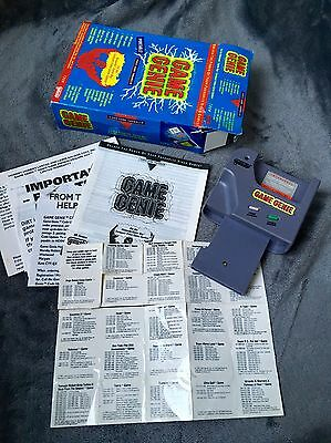 Gameboy Game Genie Cheat System - Boxed