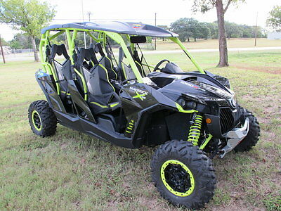 2015 Other Makes  Can-Am Maverick 1000R Turbo four seater, long travel suspension, bead lock