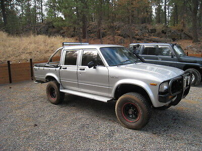 1983 Toyota Other  1983 Double Cab, RHD Diesel Hilux