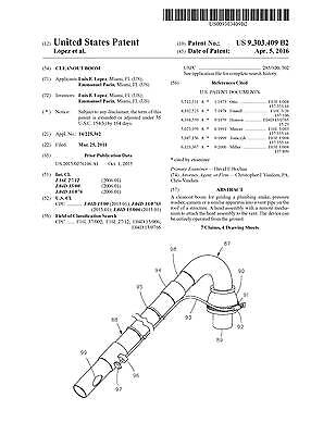 Us Patent For Plumbing Tool