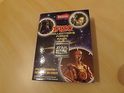 Tazo Star Wars Collectors Force Pack - Complete