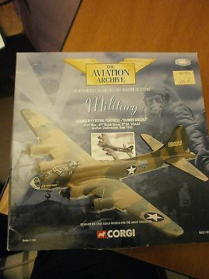 CORGI Aviation Archive AA31103 Boeing Flying Fortress Yankee Doodle