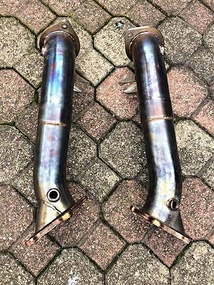 downpipe nissan gtr r35 kline innovation 76mm