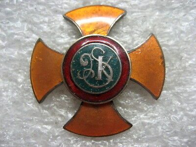 Poland Polish Army Badge 9th Horse Rifle regiment