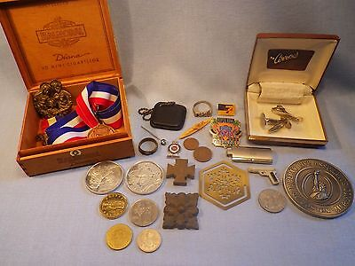 Junk Drawer 2 Pins, Coins, Space Jam, Super Bowl and Much More LOOK!
