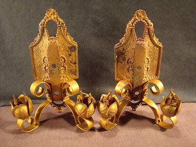 Double Wall Sconces for Restoration - Lincoln Design