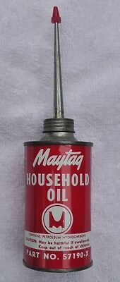 Maytag 3 0z Household Oil Can