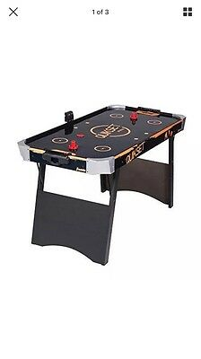 """Franklin Sports Quikset Air Hockey Table, 54"""""""