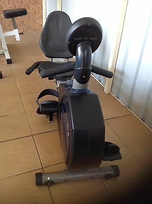 Synergy Rowing Machine and Bike 2 in 1
