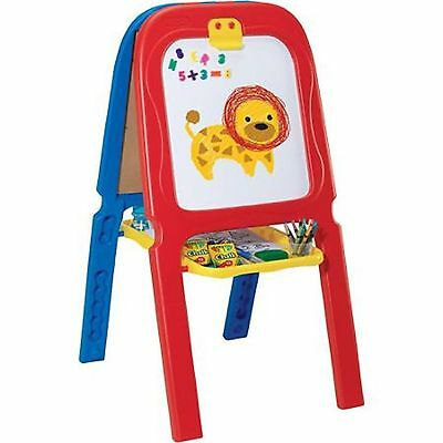 Crayola 3-in-1 Double Easel with Magnetic Letters - Gently Used - EX+++