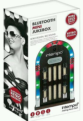 Intempo Bluetooth jukeBox With LED