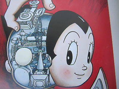 Astro Boy Japanese Manga Anime Cartoon Vintage Set Rare Collectible Mighty Atom