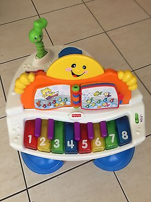 Fisher Price Piano - Key 4 & 8 dont work - BUY NOW - 4207