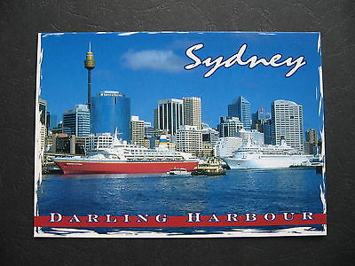 Cruise Ship Southern Cross  Darling Harbour Sydney NSW Australia