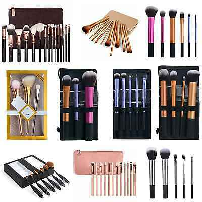 15pcs/Set Pro Makeup Cosmetic Brushes Powder Foundation Eyeshadow Lip Brush Tool