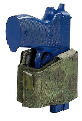 Universal Pistol Holster WARRIOR Elite Ops -Farbe: A-TACS-FG Seite: Right