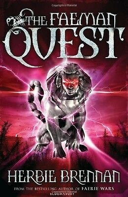 The Faeman Quest (The Faerie Wars Chronicles), 1408805618, New Book